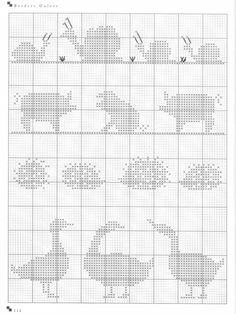 Gallery.ru / Фото #99 - Cross Stitch Silhouettes - Orlanda