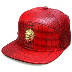 f0ff6912f86 Men Women Rock gifts hip hop hat PU Leather Gold Crocodile Sports Fawkes  Fancy Mask Snapback Bling V for Vendetta Baseball Caps