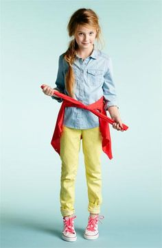 Cute & stylish in primary colors.