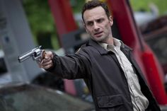 Andrew Lincoln The Walking Dead | The Walking Dead, saison 3, david morrissey, andrew lincoln