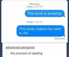 Reader Problems // Book // Reading // Fangirl // Fandom
