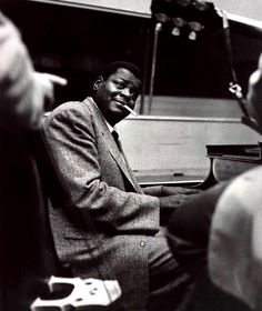 Late Oscar Peterson.