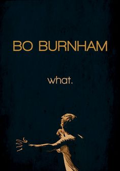 The Random Review: Bo Burnham: what. (2013)
