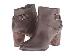 Womens Boots Cole Haan Cassidy Buckle Bootie Ironstone