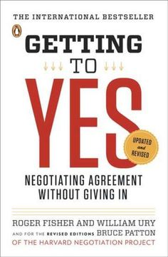 Best negotiation books of all time