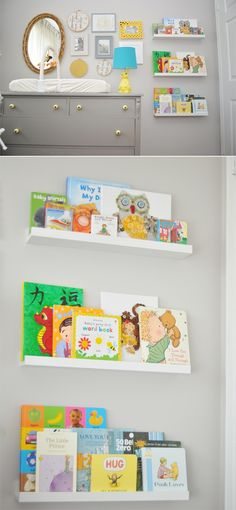 book shelf idea