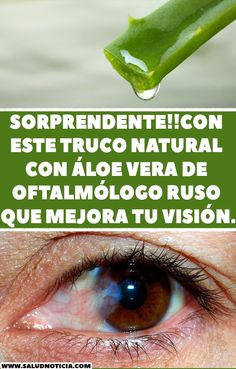 Vision Eye, Aloe, Eyes, Nature, Health And Beauty, Healthy Living, Fatty Liver Remedies, Aloe Vera, Self Care