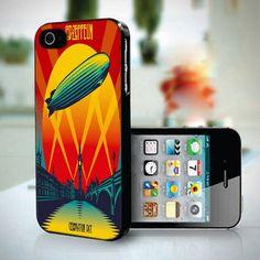 LED ZEPPELIN Celebration Day  design for iPhone 5 case