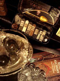 Gothic Rose Antiques & Curiosities: SHOP MY BLOG!!