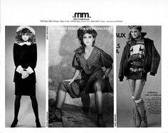 The Model Archives of Marlowe Press  Elite (Paris)1982