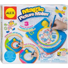 #Christmas Additional tips ALEX Toys Artist Studio 3 In Magic Picture Maker 53W for Christmas Gifts Idea Sales . In terms of acquiring the perfect  Christmas Toys for ones children, it helps to find out precisely what the different types as well as makes involving Christmas Toys are usually generating the most i...