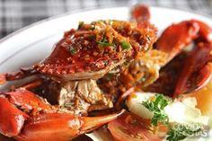Receita de Caranguejos cozidos em receitas de crustaceos, veja essa e outras receitas aqui!