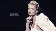 Charlize Theron, 2x host | ©2014/Mary Ellen Matthews/NBC | #SNL