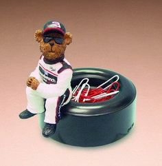 Dale Earnhardt Toy Bear by RacingGifts. $22.50. Dale Earnhardt Boyds Collection 3 7/8inch Bear. These officially licensed, quality made Boyds bears, are the perfect gift collectible. Features team colors and numbers.