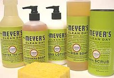 Mrs Meyer*s Cleaning Products