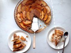 Unelmien omenapiirakka proteiinilla ladattuna | The Good Morning