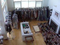 Rachel Zoes studio... if only!