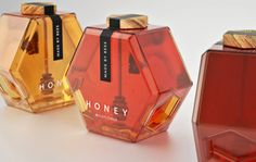 Made By Bees honey / http://www.rostyleandlife.com/ro/pl/home/77-art-design-pl/design-pl/2087-made-by-bees