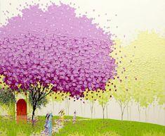 Phan Thu Trang, paintings of Vietnam