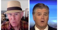 Roger Stone says he killed Hannity's bid for WH chief of staff; rants 'Bill Shine out. Hannity next. One down, one to go!'