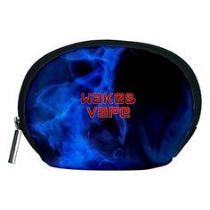 Wake&vape+Blue+Smoke++Accessory+Pouch+(Medium)