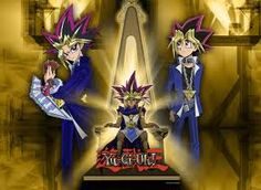 Yu-Gi-Oh (means: King of Games) is the story of the schoolboy Yugi who is possessed by an amnesiac spirit, a spirit that possesses a dark and dangerous power