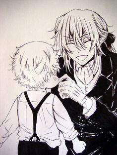 Cute Vincent Nightray by EvanRank on DeviantArt Manga Box Sets, Pandora Hearts, Vanitas, Heart Art, Vocaloid, Manga Anime, Book Art, Fan Art, Deviantart