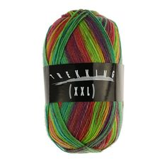 Woolstack - Trekking XXL Sock Yarn (415), £7.50 (http://www.woolstack.co.uk/trekking-xxl-sock-yarn-415/)