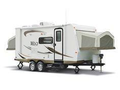 Flagstaff Tent Trailer Remodel