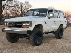 Bid for the chance to own a 1988 Toyota Land Cruiser FJ62 at auction with Bring a Trailer, the home of the best vintage and classic cars online. Lot #8,291.