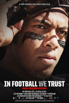 """In Football We Trust"" #Sundance"