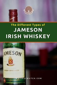 Jameson is a well-known Irish whiskey brand that has not 1 but 11 different flavors you can try which are specially made to satisfy all the needs of the whiskey lover. If you haven't tried them all, don't worry as I am sharing with you all the secrets of this brand, including what made it so popular. #whiskeywatch #jamesonirishwhiskey #jamesonwhiskeydrinks #jamesondrinks #jamesonandginger #jamesonwhiskeyeasydrinks #jamesoncocktails #simplejamesondrinks #jamesoncocktailssummer