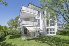 Solln: Elegante, sonnige 3-Zimmer-Gartenwohnung mit Hobbyraum in exklusiver Anlage Details: http://www.riedel-immobilien.de/objekt/3017