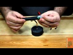 The Little Torch Magnetic Torch Holder - YouTube