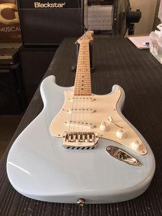 Fender Guitars - Always Wanted To Learn Guitar? Electric Guitar Lessons, Fender Electric Guitar, Black Electric Guitar, Cool Electric Guitars, Fender Stratocaster, Fender Guitars, Fender Bass Guitar, Guitar Girl, Music Guitar