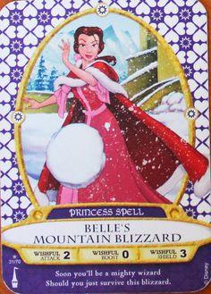 Belle's Mountain Blizzard
