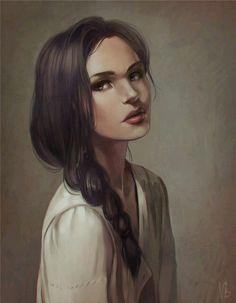 Gally, Gabriel's sister.