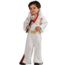 Elvis Presley Bunting Halloween Costume - Toddler Size 12 Months - 2T