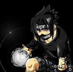 Sasuke Uchiha Hypebeast