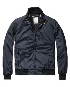 Basic bomber jacket - Jackets - Scotch & Soda Online Shop