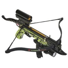 PSE Zombie Defence Pistol Crossbow, protect yourself from zombies!