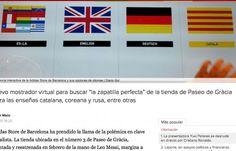Irritació espanyolista perquè l'Adidas Store de Barcelona presenta el 'latino' com a llengua - vilaweb.cat, 01.05.2015