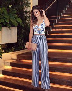 WEBSTA @ arianecanovas - {Da noite } Conjunto @cloudeoficial Apaixonada por mix de estampas do top com a calça flare.. meu escolhido para começar os posts da viagem! • #cancun #novacolecaocloude #lookofthenight #ootn #blogtrendalert