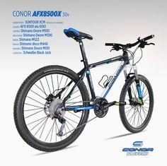 CONOR 8500X 30