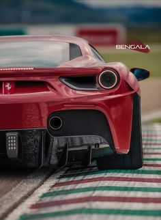 "crash–test: "" 488GTB Bengala by Bengala AutoDesign """