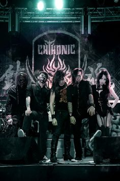 Chthonic: the best Death Metal band from Taiwan, ever!!!!!