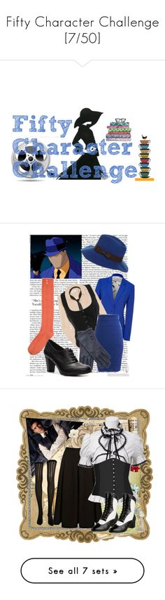 """Fifty Character Challenge [7/50]"" by mercutioslover ❤ liked on Polyvore featuring art, Paul Smith, John Lewis, Equipment, Star by Julien Macdonald, Trollied Dolly, Etienne Aigner, Avignon, Curio and Oasis"