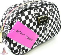 Betsey Johnson Makeup Bag Collection !!! | { Style } | Pinterest ...