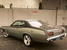 1970 Plymouth Duster Custom