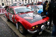 Alfa Romeo Alfetta GTV - XIV Rallye Monte-Carlo Historique
